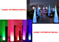 Customized Party Events Column Lights / Star Light Decoration Color - Changing