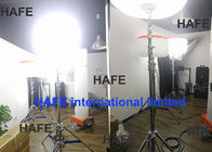 Column Shape 640W Emergency Lamp LED Inflatable Lighting Tower Balloon