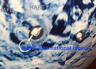 2m Diameter Inflatable Advertising Balloon PVC Inflatable Moon Balloon For Events