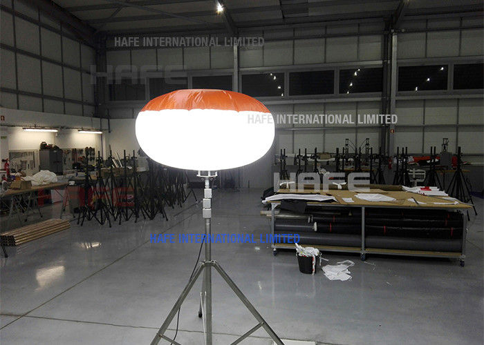Portable Moon Balloon Light Special Lighting Balloons For Military Operation
